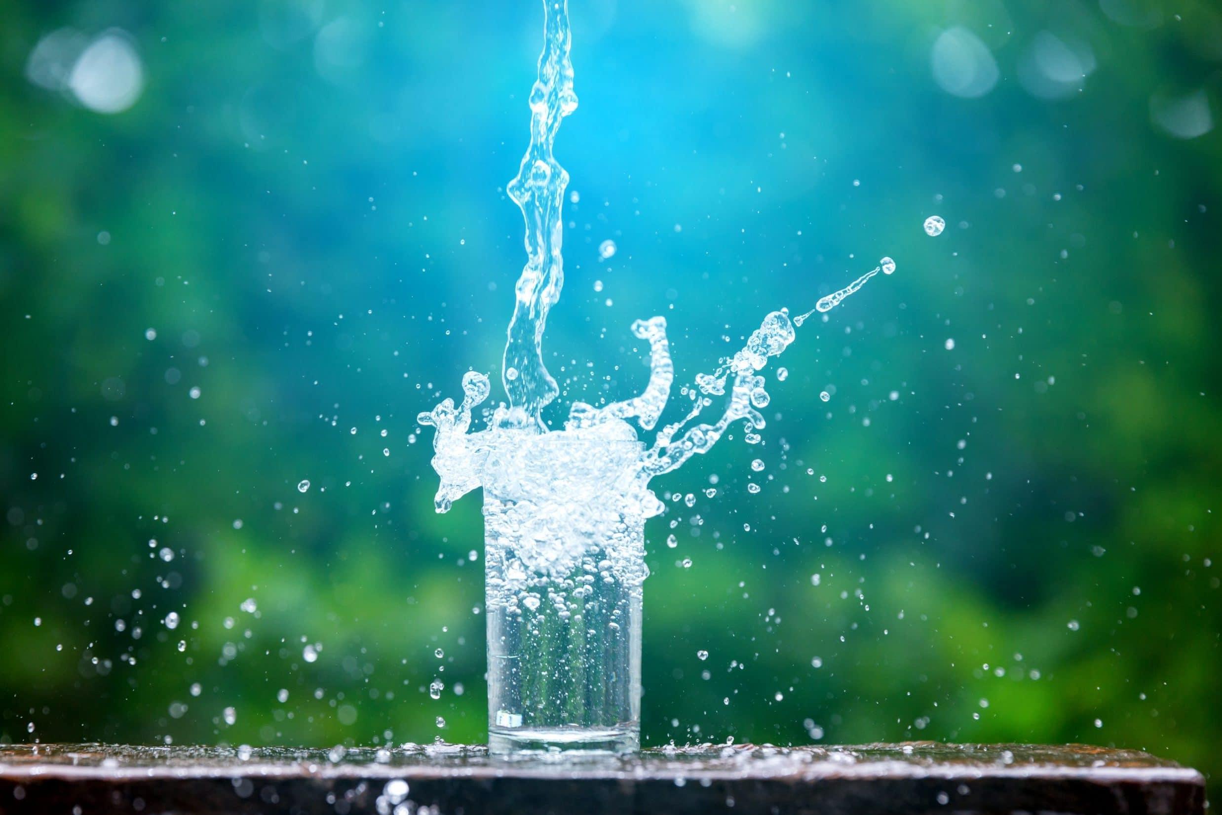 Trinkwasser Corona 2