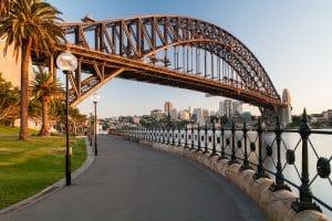 Sydney am Wasser
