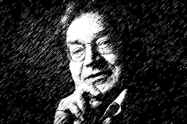 Frankreich: PhilosophAlain Finkielkraut nimmt zu Corona politisch als Kritiker Stellung.