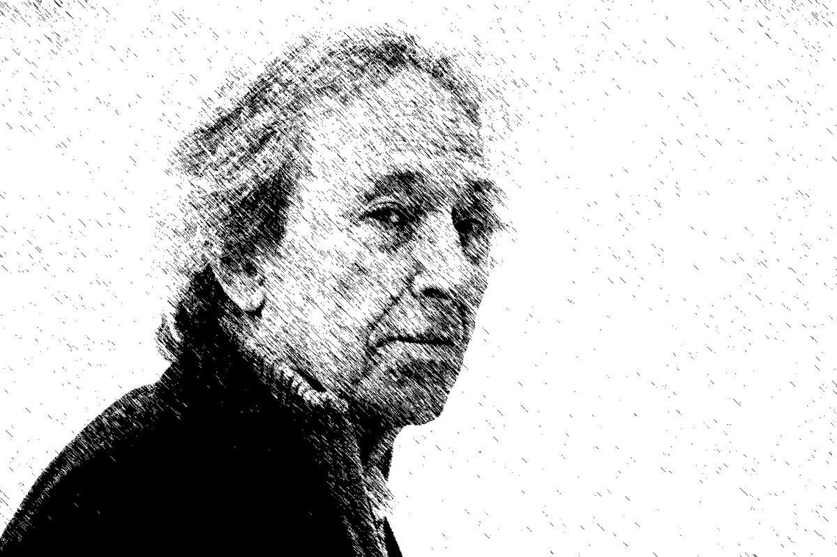 Französischer Philosoph Pascal Bruckner aus Paris