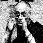 Buddhismus: Als eine große Herausforderung stuft der Dalai Lama Corona ein.