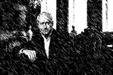 Michael Sandel, Harvard, sieht in Protesten gegen Corona Beschränkungen eine Art Rebellion gegen die Eliten-Gesellschaft