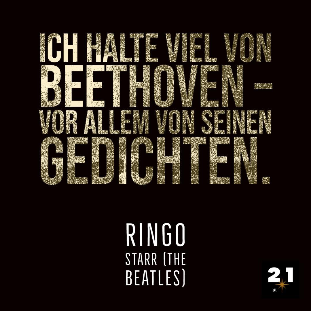 Ringo Starr & Beethoven