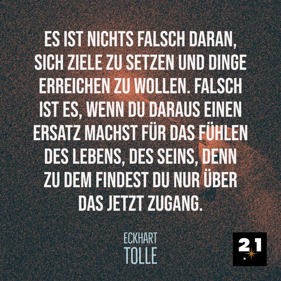 Eckhart Tolle & Fühlen