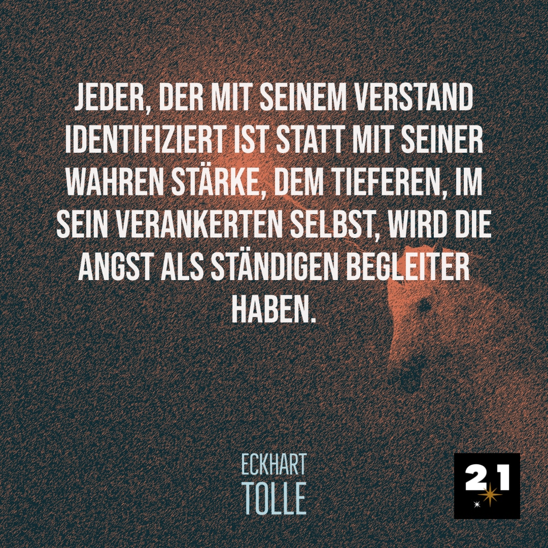 Eckhart Tolle & Selbst