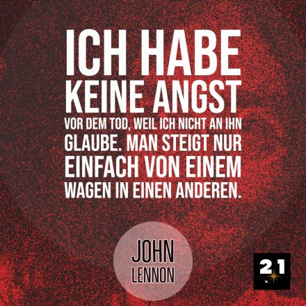 John Lennon & Wiedergeburt