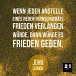 John Lennon & Fernsehen