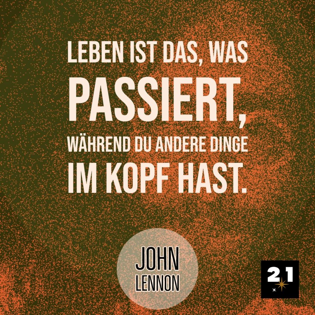 John Lennon & Leben