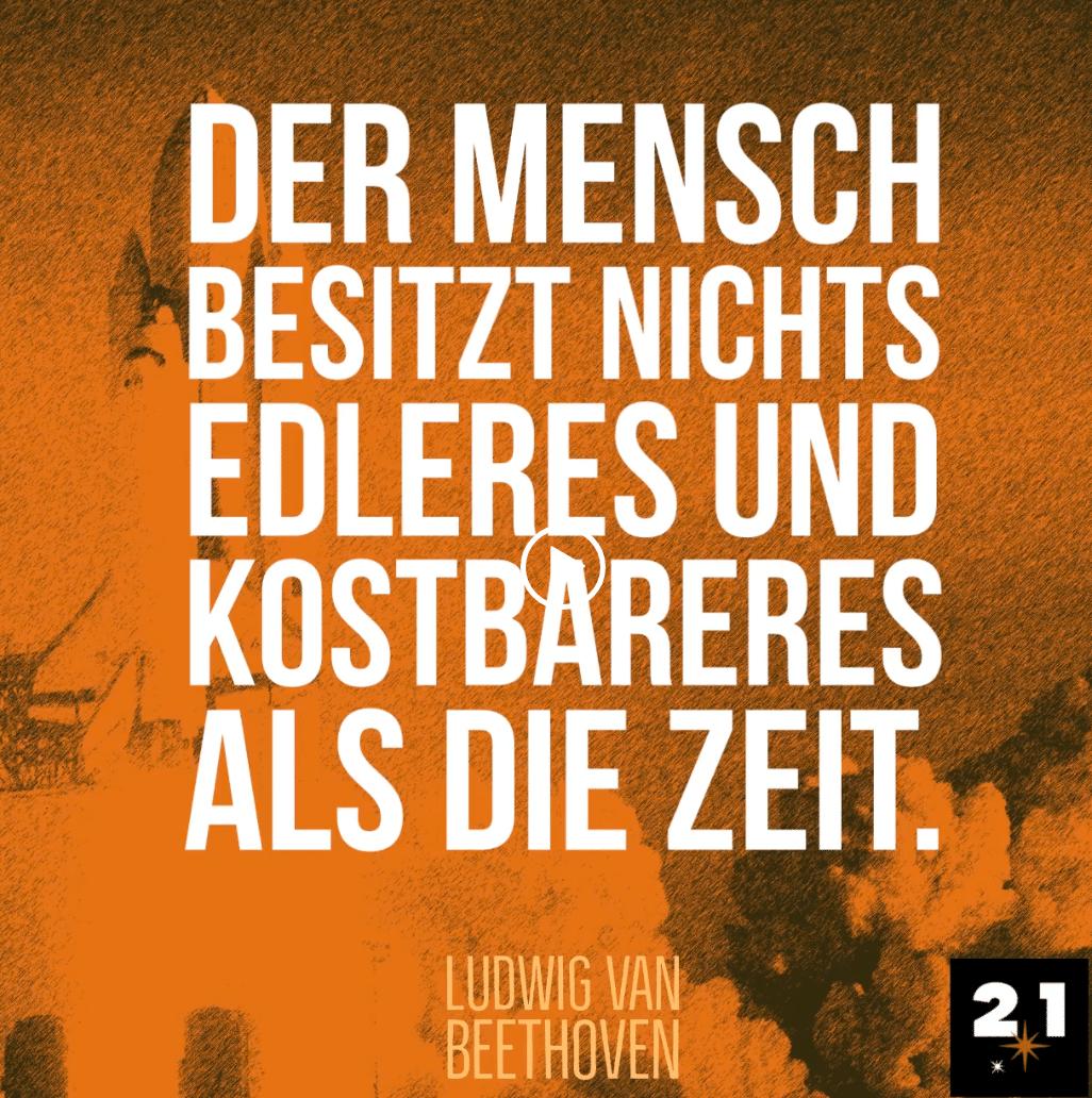 Beethoven & Zeit