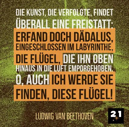 Beethoven & Flügel