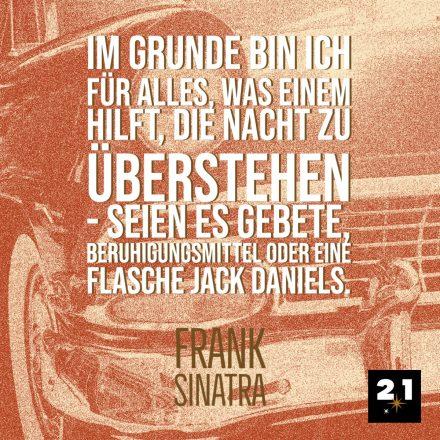 Frank Sinatra & Nacht