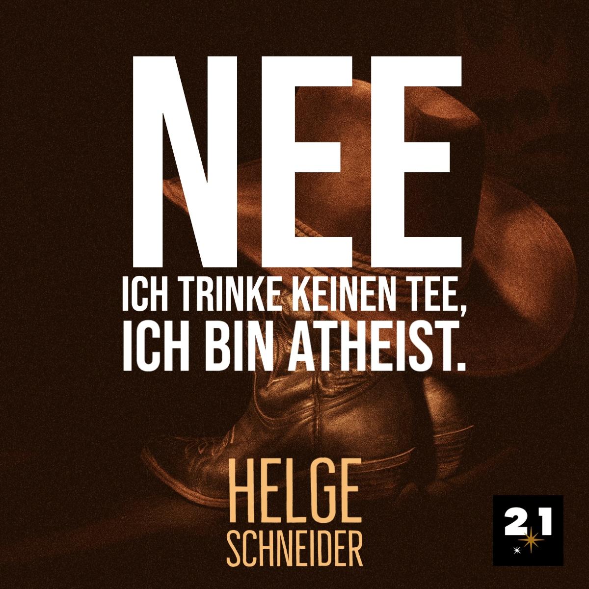 Helge Schneider & Tee