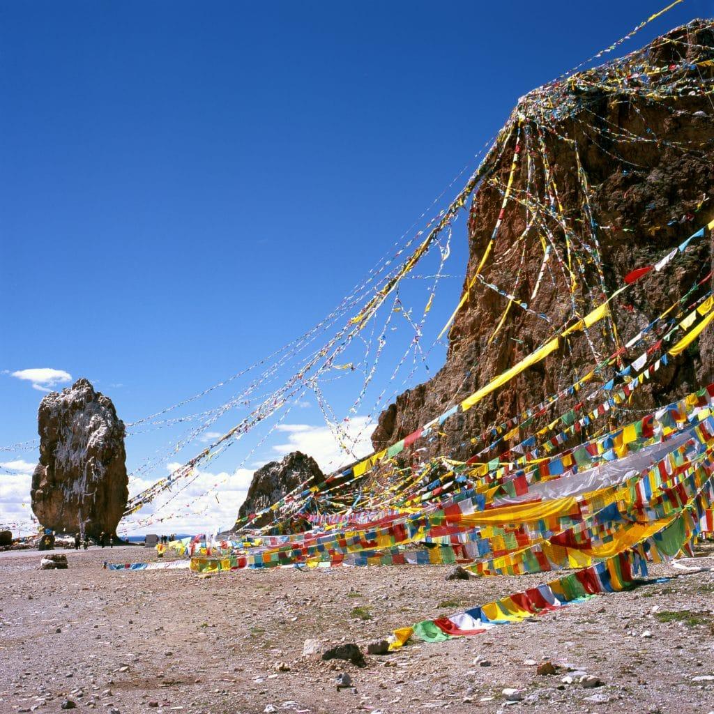 Der Dalai Lama Corona: Ein besonders wichtiger Vertreter des tibetischen Buddhismus glaubt, dass die Welt u. Tibet vor Herausforderungen