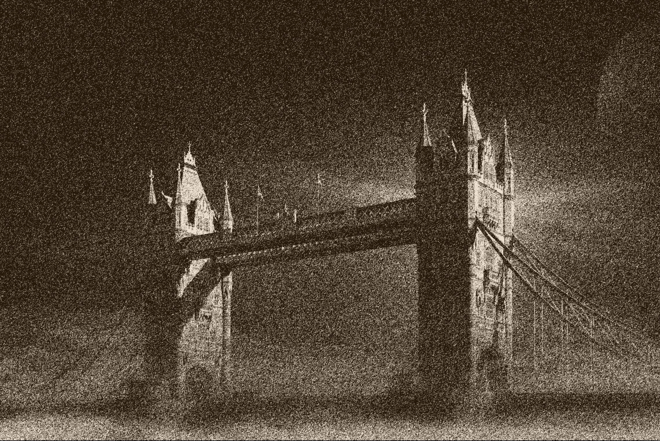 London Tower währen der Virus Pandemie in England