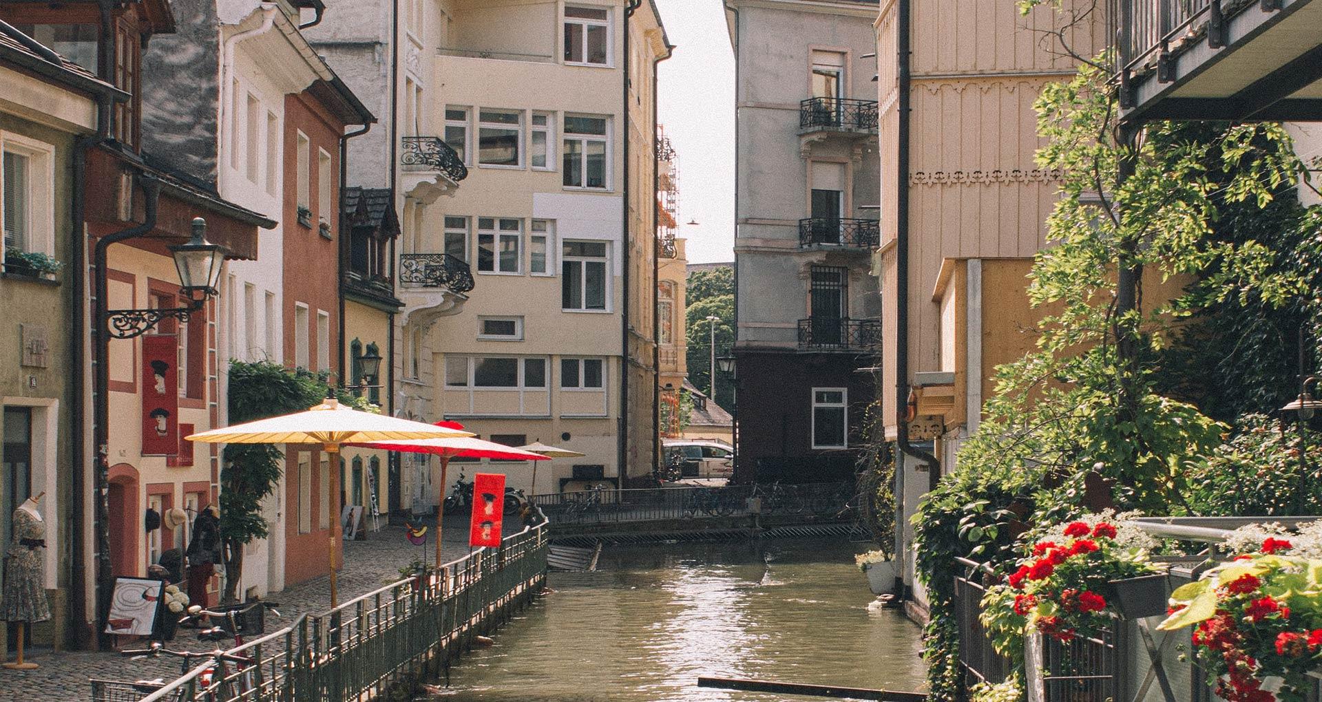 Freiburg, die Stadt in der Hartmut Rosa lebt