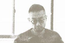Fumio Sasaki im Atelier