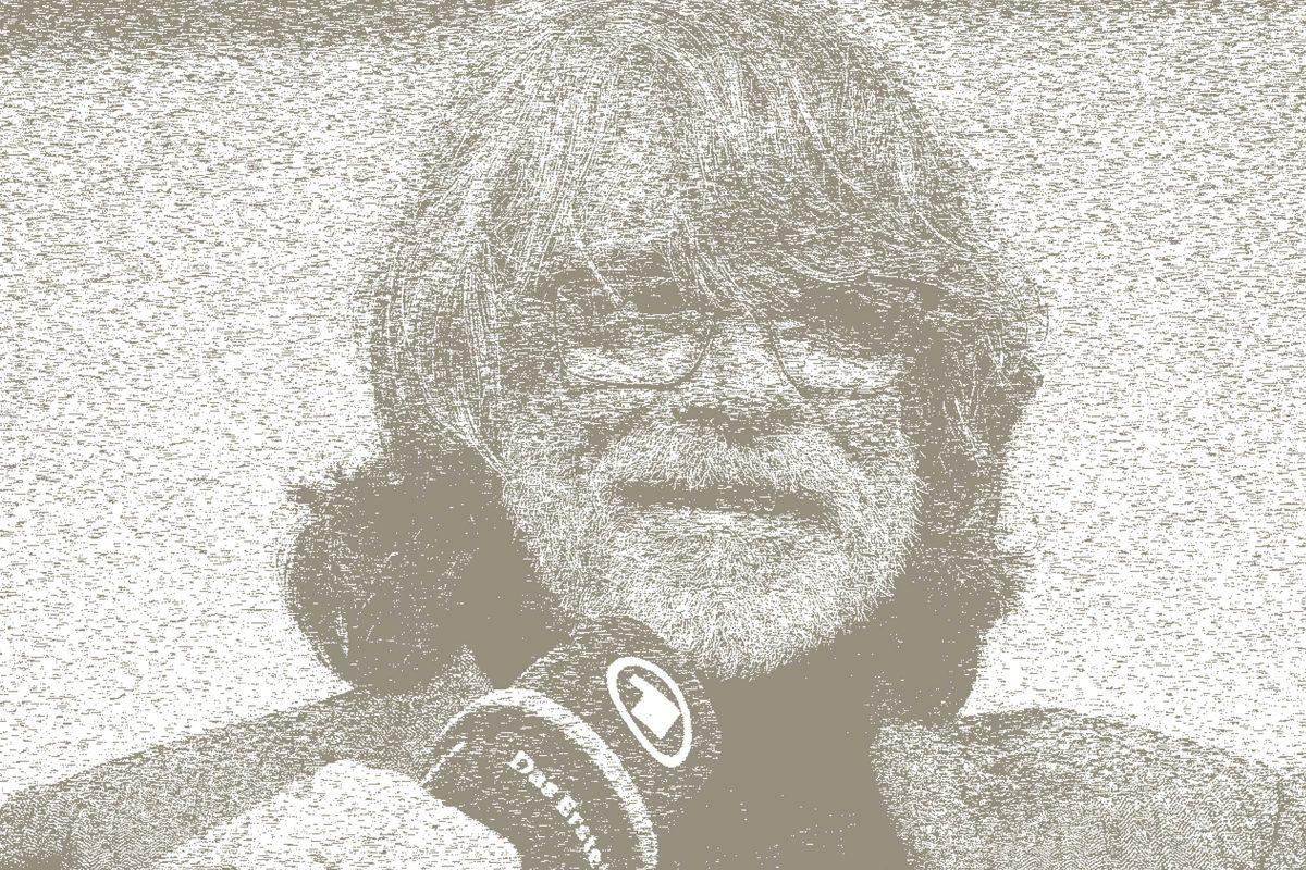 Helge Schneider, Zeichnung