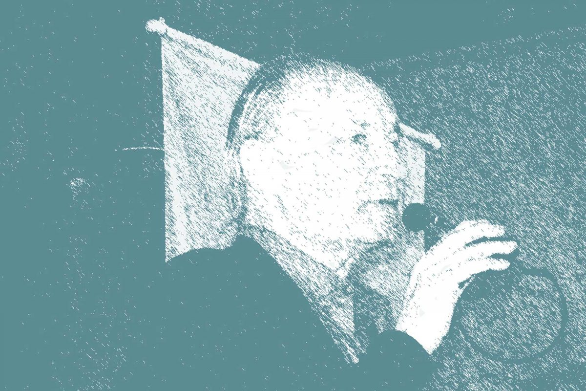 Eugen Drewermann, Zeichnung